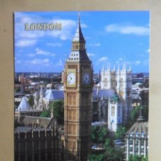 Postales: POSTAL - LONDON/LONDRES - BIG BEN - ED. KARDORAMA. Lote 170425084