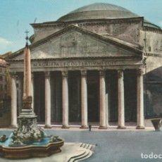 Postales: ROMA (ITALIA). IL PANTHEON. Lote 170520736