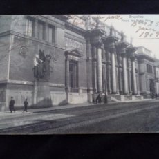 Postais: POSTAL ANTIGUA BRUXELLES. PALAIS DES BEAUX ARTS. Lote 171313278