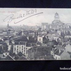 Postais: POSTAL ANTIGUA BRUXELLES PANORAMA.. Lote 171313379