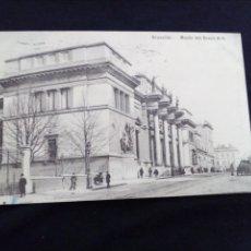 Postais: POSTAL ANTIGUA BRUXELLES MUSEE DES BEAUX-ARTS. Lote 171315784