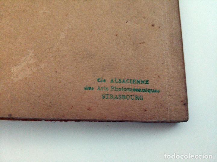 Postales: libro con 20 postales antiguas la cote d'azu vues detachables antiguo - Foto 7 - 171357255