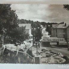 Postales: ANTIGUA POSTAL - FONT-ROMEU, TERRASSES. Lote 171467120