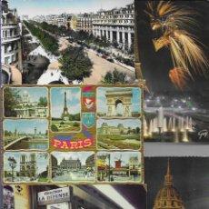 Postales: 90 POSTALES * PARIS * ( LOTE 154). Lote 171530107