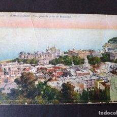 Postales: MONTECARLO MONACO VISTA. Lote 171612328