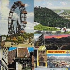 Postales: 90 POSTALES * AUSTRIA * LOTE Nº 157. Lote 171631300