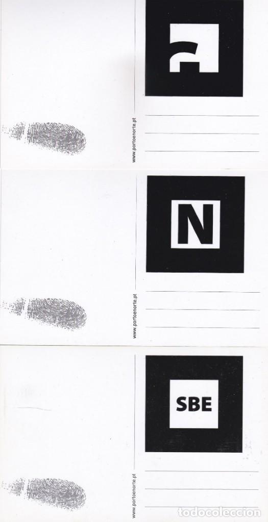 Postales: 4 POSTALES OPORTO. PORTO E NORTE (PORTUGAL) - Foto 3 - 172095510