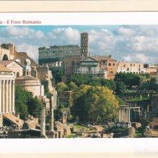 Postales: POSTAL FORO ROMANO. ROMA (ITALIA). Lote 172111305