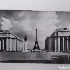 Postales: FRANCE: PARIS ...EN FLANANT...TROCADERO.1960. Lote 172845005
