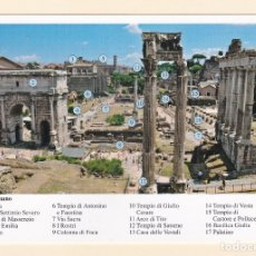 Postales: POSTAL FORO ROMANO. ROMA (ITALIA). Lote 172948925