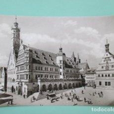 Postales: 7591 ALEMANIA DEUTSCHLAND ALLEMAGNE GERMANY BAVIERA ROTHENBURG OB DER TAUBER. Lote 173097413