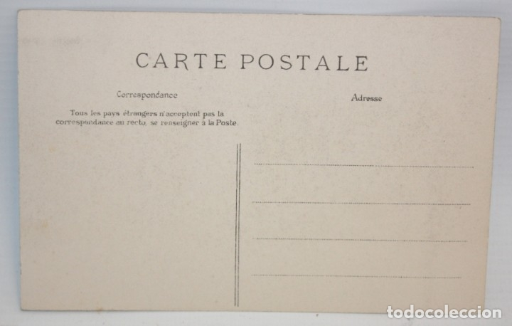 Postales: ANTIGUA POSTAL ESTEREOSCOPICA DE AURAY (FRANCIA). LE CONCOURS DE BINIOUS. SIN CIRCULAR - Foto 2 - 173132213