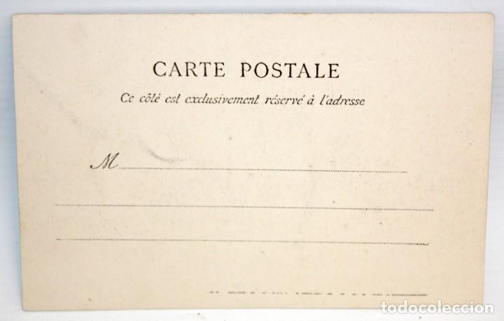 Postales: POSTAL ESTEREOSCOPICA DE ORLEANS - CHEMINEE DANS LHOTEL DE VILLE. SIN CIRCULAR - Foto 2 - 173186952