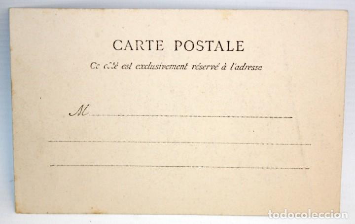 Postales: ANTIGUA POSTAL ESTEREOSCOPICA DE ORLEANS (FRANCIA). LA CATHEDRALE. SIN CIRCULAR - Foto 2 - 173187454