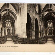 Postales: POSTAL ESTEREOSCOPICA DE ORLEANS (FRANCIA). N.D. DE LA RECOUVRANCE. SIN CIRCULAR. Lote 173187508