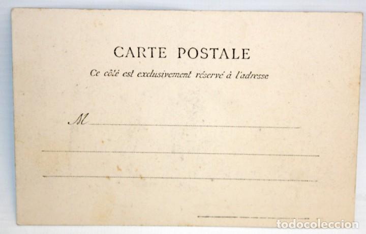 Postales: POSTAL ESTEREOSCOPICA DE ORLEANS (FRANCIA). N.D. DE LA RECOUVRANCE. SIN CIRCULAR - Foto 2 - 173187508