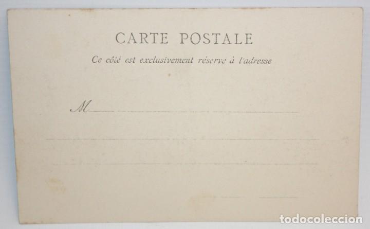 Postales: POSTAL ESTEREOSCOPICA DE LOCHES (FRANCIA). PORTAIL DE LA COLLEGIALE DE SAINT-OURS. SIN CIRCULAR - Foto 2 - 173192067