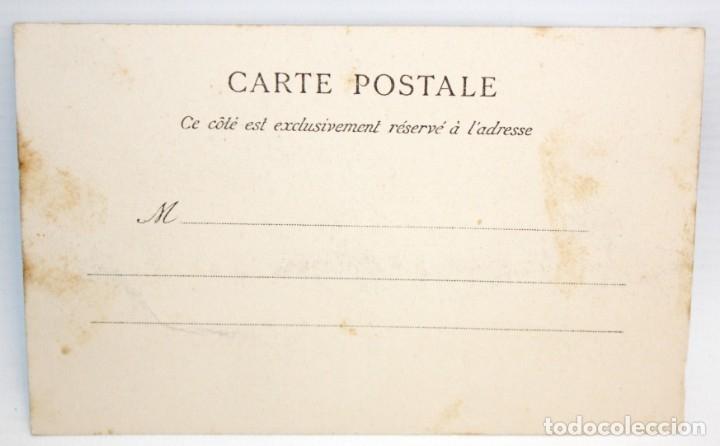 Postales: POSTAL ESTEREOSCOPICA DE NICE (FRANCIA). PROMENADE DES ANGLAIS. SIN CIRCULAR - Foto 2 - 173192803