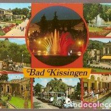Postales: ALEMANIA & CIRCULADO, SALUDOS DESDE BAD KISSINGEN, MULTI, WARSTEIN 1993 (4390). Lote 173471250