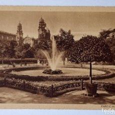 Postales: CTC - AÑO 1928 - ANTIGUA POSTAL PARTIE IM HOFGARTEN DE MUNICH - AÑOS 20 - REVERSO FECHA 21/2/28. Lote 173582373