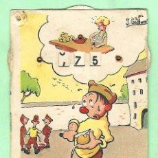 Postales: TARJETA HUMORÍSTICA MILITAR-FRANCIA-1953. Lote 173587253