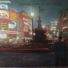 Postales: POSTAL FOTOGRÁFICA ( KODAK) PICCADILLY CIRCUS- LONDON ( ANTIGUA ) MÁS EN MÍ PERFIL. Lote 173793195