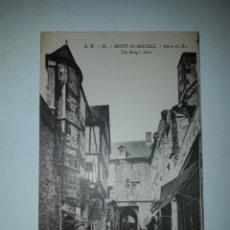 Postales: POSTAL ANTIGUA DE FRANCIA MONT ST.MICHEL. Lote 174044103