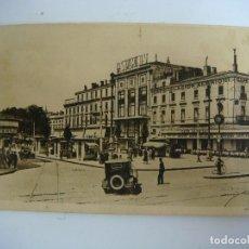 Postales: POSTAL ANTIGUA FRANCESA DE TOULOUSE,AVENUE.ET CARREFOUR. Lote 174107348