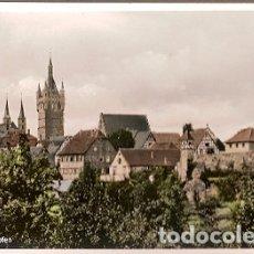 Postales: ALEMANIA & CIRCULADO, SALUDOS DE BAD WIMPFEN, WITTEN 1960 (8779) . Lote 174514593
