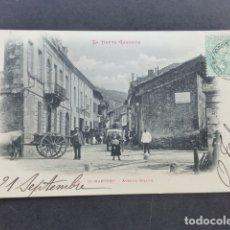 Postales: SAINT MARTORY FRANCIA AVENUE GILLON. Lote 175618940