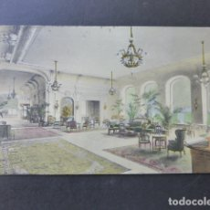 Postales: PARIS FRANCIA HOTEL MAJESTIC LE GRAND HALL. Lote 175799627