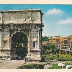 Postales: POSTAL ARCO DE TITO. ROMA (ITALIA). Lote 175813219