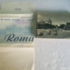 Postales: POSTALES ROMA. Lote 175849520