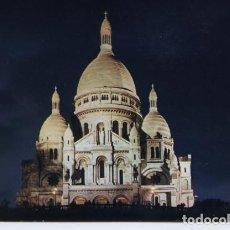 Postales: PARIS. BASILIQUE DU SACRE COEUR. Lote 175853594