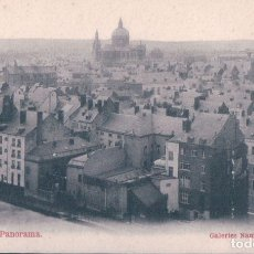 Postales: POSTAL BELGICA - NAMUR - PANORAMA - GALERIES NAMUROISES. Lote 175910089