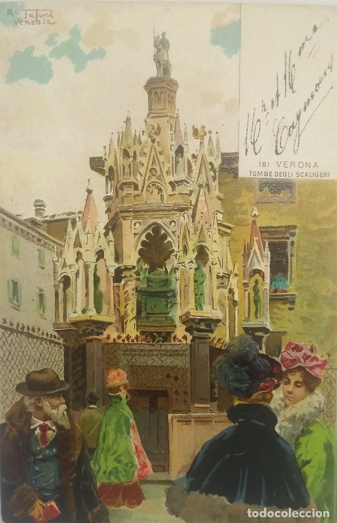 Venezia Verona (ver sello) - 175974984