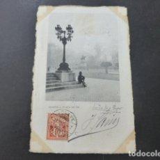 Postales: GINEBRA GENEVE SUIZA PLACE NEUVE POSTAL GRABADO. Lote 176107014