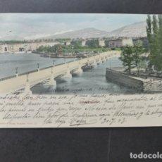 Postales: GINEBRA GENEVE SUIZA VISTA. Lote 176107224