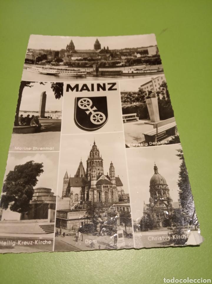 MAINZ (Postales - Postales Extranjero - Europa)