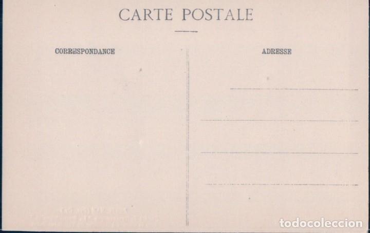 Postales: POSTAL PERPIGNAN - SOCIETE DE GYMNASTIQUE LA ROUSSILLONNAISE - AVEC LE COMITE DINITIATIVE - J FAU - Foto 2 - 176168093