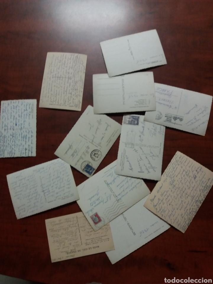 Postales: postales de Francia años 50 - Foto 2 - 176211845