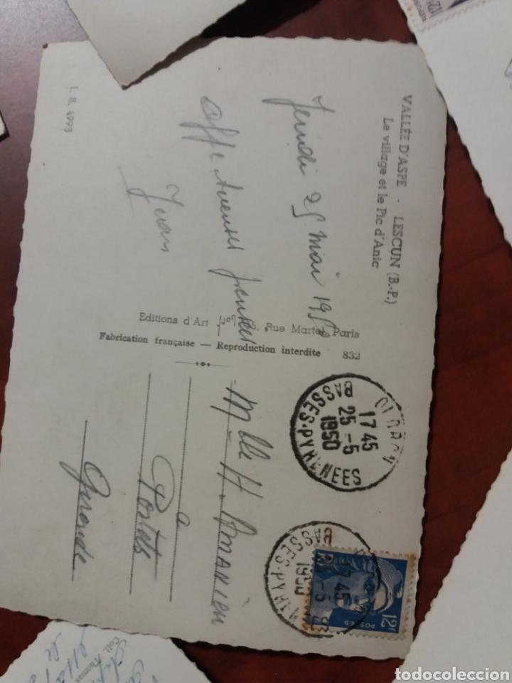 Postales: postales de Francia años 50 - Foto 3 - 176211845