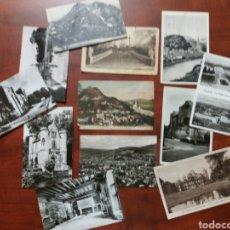 Postales: POSTALES DE FRANCIA AÑOS 50. Lote 176212378