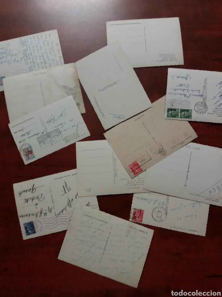 Postales: postales de Francia años 50 - Foto 2 - 176213963