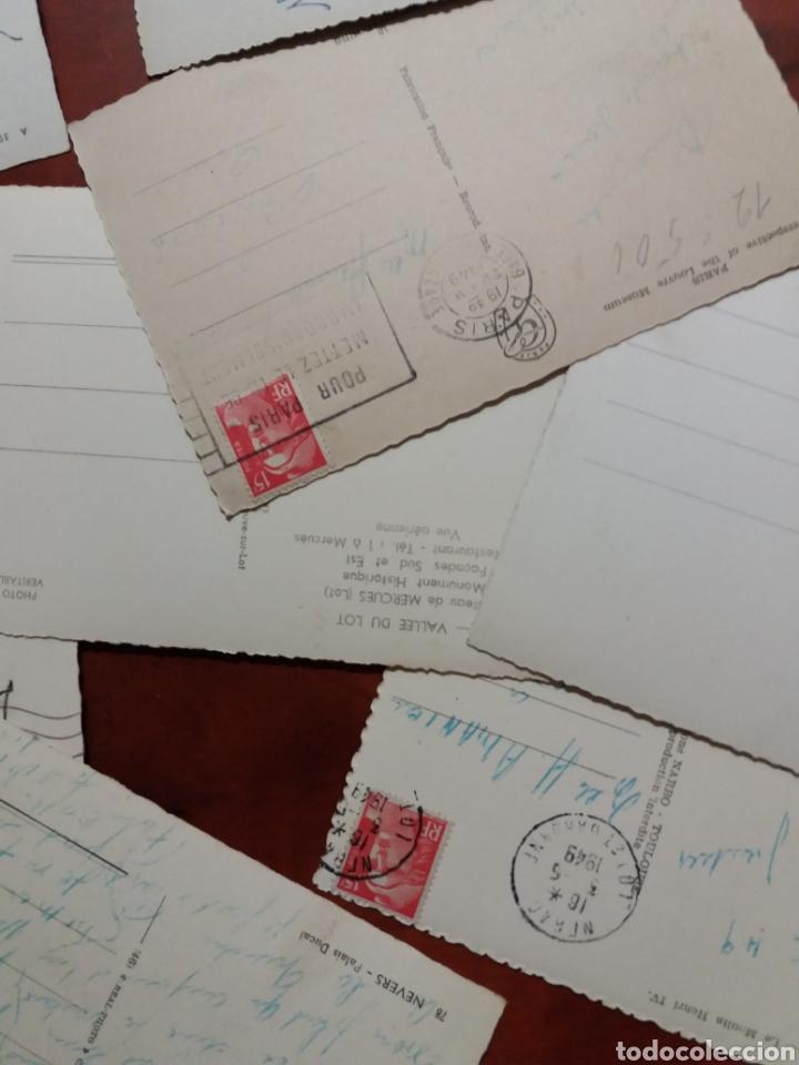 Postales: postales de Francia años 50 - Foto 4 - 176213963