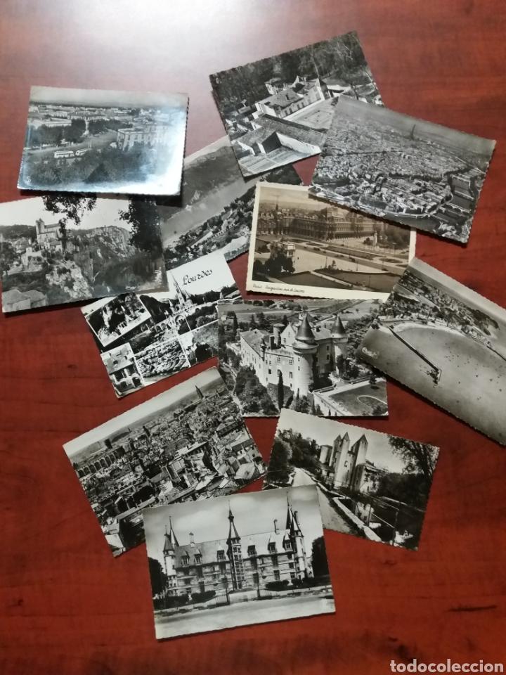 POSTALES DE FRANCIA AÑOS 50 (Postales - Postales Extranjero - Europa)