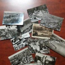Postales: POSTALES DE FRANCIA AÑOS 50. Lote 176213963