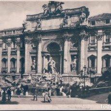 Postales: POSTAL FOTOGRAFICA ITALIA - ROMA FONTANA DI TREVI - 4514/11. Lote 176369619