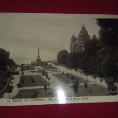 Postales: POSTAL.VIANA DO CASTELO.MONTE Y TEMPLO DE SANTA LUCIA.NUEVA.. Lote 176398800