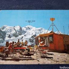 Postales: CHAMONIX-MONT-BLANC. Lote 176891843